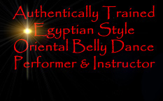 authentic egyptian style bellydance